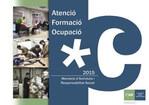 Memòria activitat FMF 2015